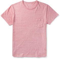 nonnative Dweller Slim-Fit Cotton-Blend Jersey T-Shirt