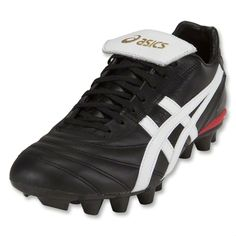 Asics Lethal Testimonial IT Cleats (Black/White)