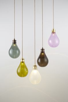 Lighting piece from the International Contemporary Furniture Fair in NYC