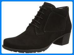 ara Avignon, Damen Kurzschaft Stiefel, Schwarz (schwarz -61), 38.5 EU - Stiefel für frauen (*Partner-Link)