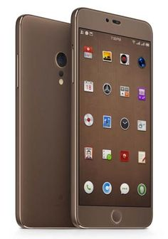 Smartisan M1L 4G LTE Snapdragon 821 6GB 64GB 5.7 Inch 2K Smartphone Touch ID NFC 23MP Coffee