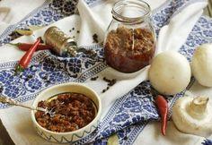 Ciuperci inabusite conservate | Bucatarie Traditionala Retete Culinare