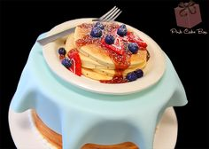 Click to enlarge cake photo