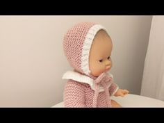 Baby Hats Knitting, Crochet Hats, Homemade Toys, Baby Booties, Barbie Clothes, Knitting Patterns, Diy And Crafts, Winter Hats, Lily
