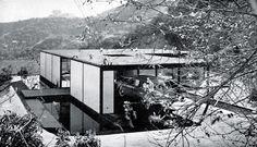 Maison Bayley by Pierre Koenig