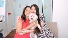 NOSSA AMIZADE com Mamis   Cacs Tavares