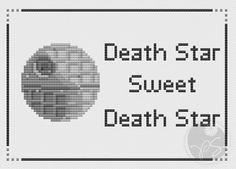Death Star Star Wars Printable PDF Pattern by pixystitches, $3.50