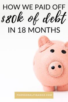 Are you drowning in debt? Learn the 15 things we did to pay off our five-figure debt in just 18 months and regained control of our money. Making A Budget, Create A Budget, Diy On A Budget, Paying Off Student Loans, Student Loan Debt, No Spend Challenge, Total Money Makeover, Thing 1, Debt Payoff
