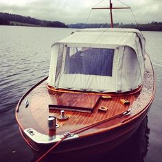 I'd love to go on a boat trip to Lake Lohja?