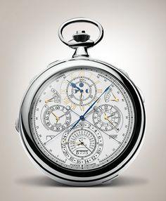 El reloj más complicado del mundo