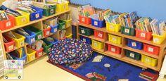 Inspiring Little Readers Organising Tips, Organisation Hacks, School Organization, Guided Reading Activities, Reading Workshop, Reading Levels, Kindergarten Classroom, Book Lovers, Fill
