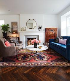 Des idées pour décorer avec du rose. Découvrez 20+ espaces qui vous feront tomber en amour avec cette couleur audacieuse!