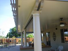 Solid Patio Covers - Sierra Sunscreens and Patio Covers - Picasa Web Albums