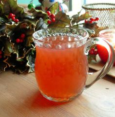 Blushing Cranberry Cider