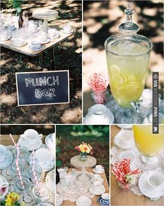 punch bar | CHECK OUT MORE IDEAS AT WEDDINGPINS.NET | #weddingfood #weddingdrinks