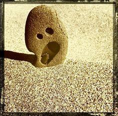 Cynthia's odd rock...