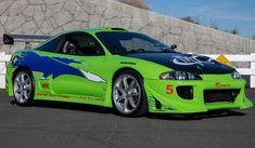 Mitsubishi Eclipse Gsx, Mitsubishi Lancer Evolution, Cool Sports Cars, Cool Cars, Toyota Supra Mk4, Mitsubishi Cars, Moto Car, Volkswagen, Street Racing Cars