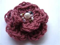 All Free Crochet Flower Patterns - Bing Images