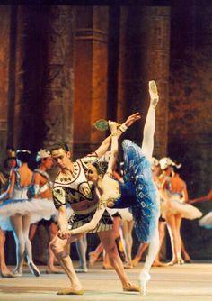"""Svetlana Zakharova # """" The Pharaoh's Daughter"""" # Bolshoi Ballet"""