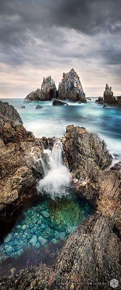 ~~Blue Pool | Camel Rock, Bermagui, NSW, Australia by Luke Tscharke~~