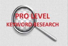do full SEO keyword research to find the top kws