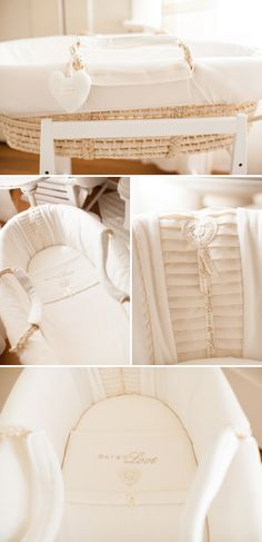 Soft, Cozy Moses basket