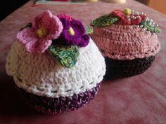 컵케익 핀 꽂이