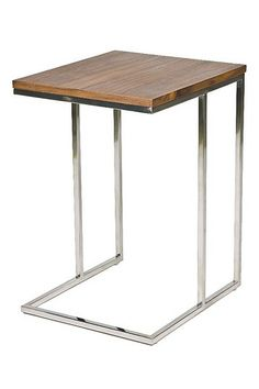 Dash Tray Table - Walnut by Dulce Mid Century Classics on @HauteLook
