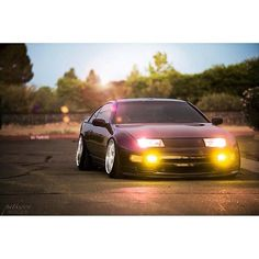 Nissan 300zx. I want this!