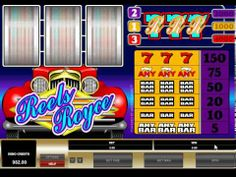 Luxury Casino ONLINE and MOBILE Reels Royce £€$1,000 FREE Games