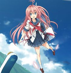 Ao-no-Kanata-no-Four-Rhythm-Anime-Character-Visual-Asuka-Kurashina