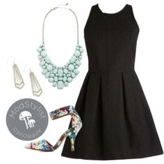 If you were searching for that perfect outfit for your work awards ceremony or happy hour, look no further! #ootd #lbd