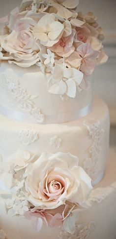 Stunning Sugar Flowers ~