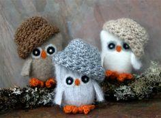 owl gift sock craft | owl sock