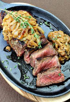 strip-steak-onion-sauce-top