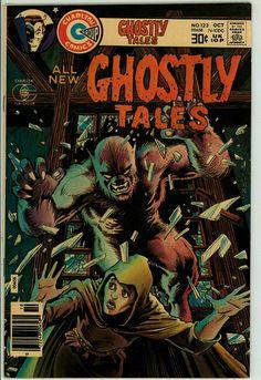 Ghostly Tales 123 (FN 6.0)