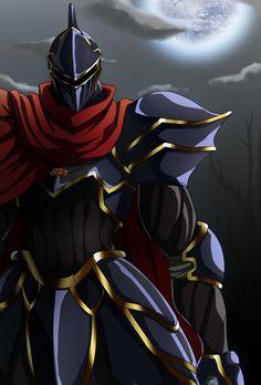 overlord momonga knight - Google Search