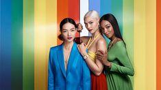 Fei Fei Sun, Karlie Kloss and Jourdan Dunn front Swarovski Summer Paradise 2018 campaign