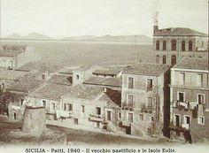 Patti, Sicilia 1940