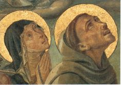 Clare and Francis of Assisi