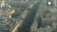 Rusia celebra el Día de la Unidad del Pueblo con marchas en Moscú