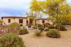 Scottsdale Scottsdale AZ Home For Sale  $1,165,000, 4 Beds, 4 Baths, 4,235 Sqr Feet  Custom home on serene 1 acre; 50 feet NAOS privacy in back.  High designer ceilings (beamed, barrel, groin); wide arched hallways; built-in accent niches; Solid Knotty Alder Doors; 16 foot ceilings in Great Room / LR (20 x 30); 2 gas fireplaces; Bonus / Dining Room; GE Monogram appliances, double co  http://mikebruen.sreagent.com/property/22-5484739-6696-E-Red-Bird-Road-Scottsdale-AZ-85266&ht=PINSCTTLKS