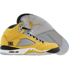 MEH WANT > Air Jordan 5 V Retro T23 - Tokyo (varsity maize / anthracite / wolf... ($700)