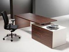 Resultado de imagen para escritorios de madera elegantes