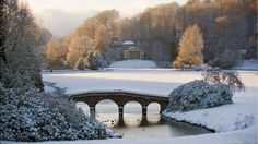 Stourhead is a beautiful, tranquil place to visit during winter Visit Egypt, National Trust, City National, Luxor Egypt, Nature Reserve, Winter Garden, Country Life, The Great Outdoors, Places To See