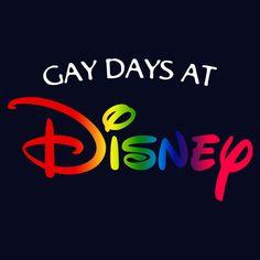 GAY DAYS AT DISNEY WORLD http://www.allmale.com/blog/gay-days-at-disney-world/