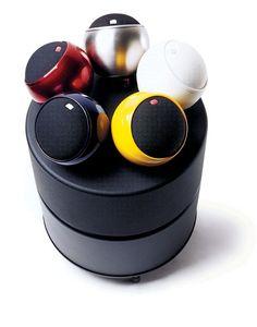 Anthony Gallo Acoustics Nucleus Micro Speaker Single - Fidelity Sound and Vision