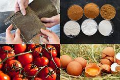 Projetos sustentáveis de economia circular transformam o desperdício de alimentos em novos produtos - Stylo Urbano #alimentos #tecnologia #economiacircular #materiais #sustentabilidade