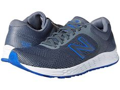 New Balance Fresh Foam Arishi Men's Running Shoes Lead/Royal New Balance Fresh Foam, Running Shoes For Men, The Help, Lace Up, Sporty, Athletic, Sneakers, Neutral, Track