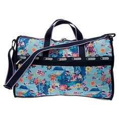 ''it's a small world'' by LeSportsac - Tahitian Dreams Large Weekender Bag | Bags & Totes | Disney Store  $138  SOLD OUT